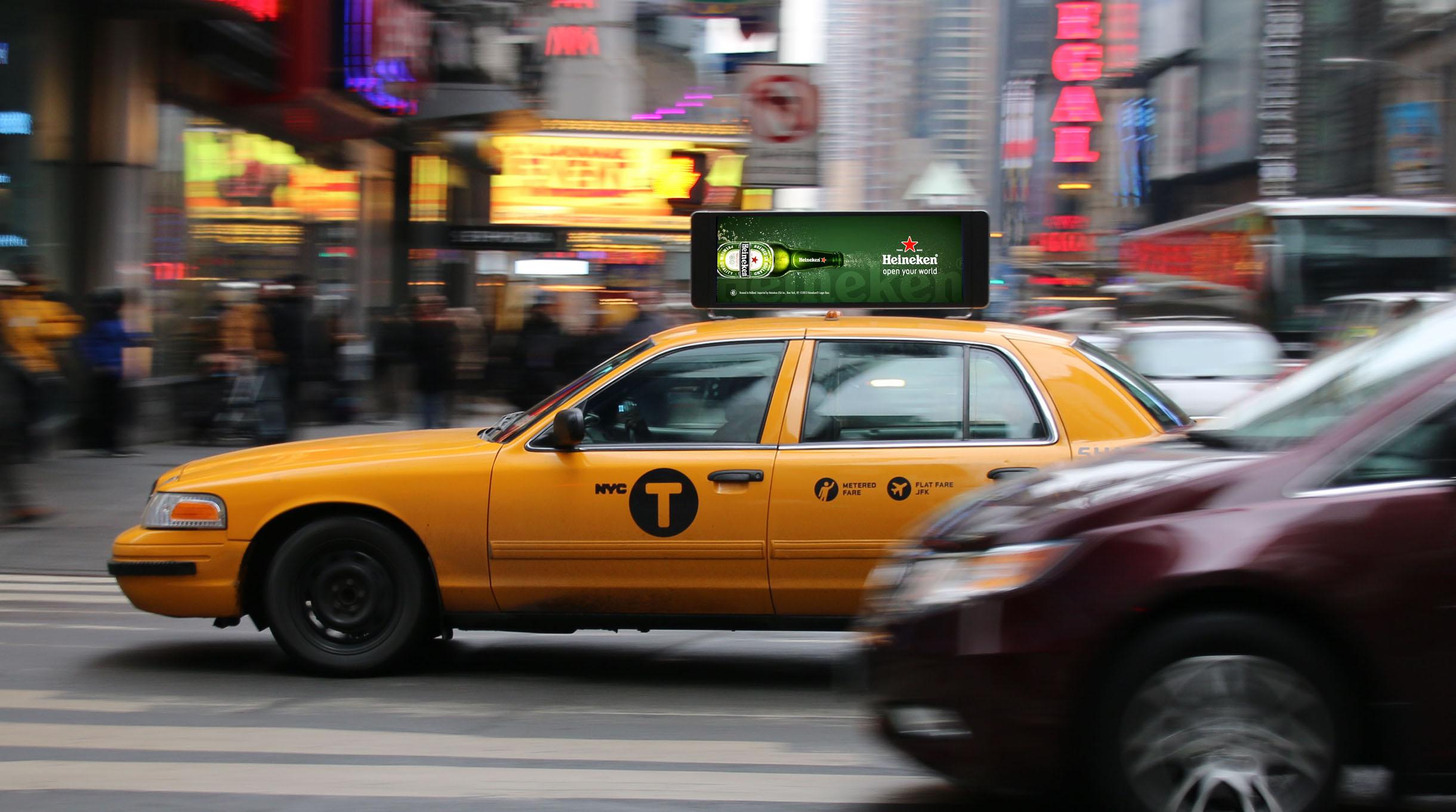 Taxi products   Bluemap Design - award winning New York City